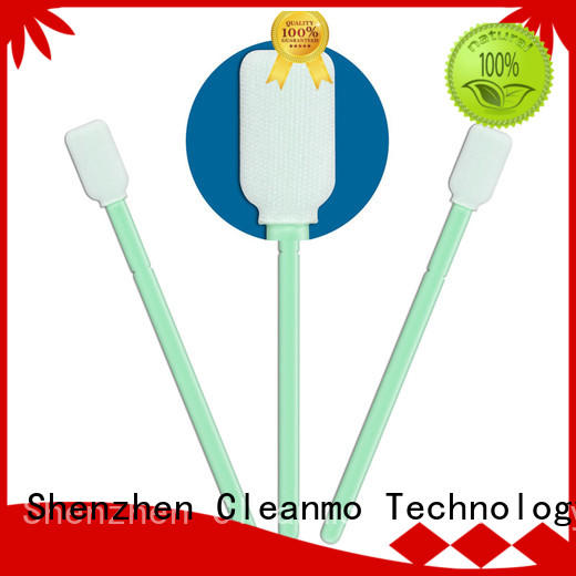 Cleanmo high quality swab cleaning supplier for microscopes