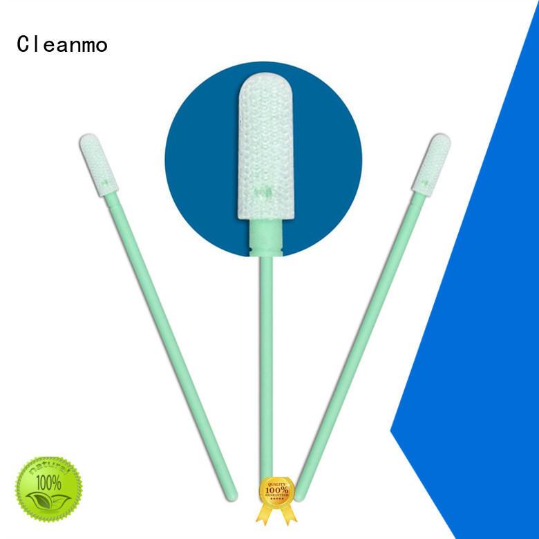 Cleanmo flexible paddle swab wholesale for printers