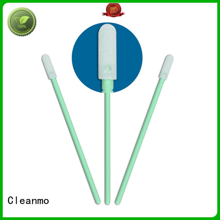 cmps766m texwipetx714md Disposable Microfiber Swabs cleanroom Cleanmo company
