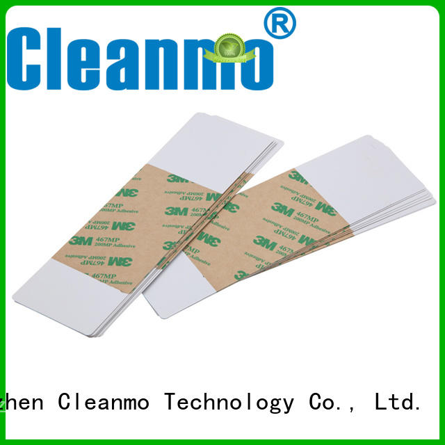 disposable printhead cleaner PVC supplier for Fargo card printers