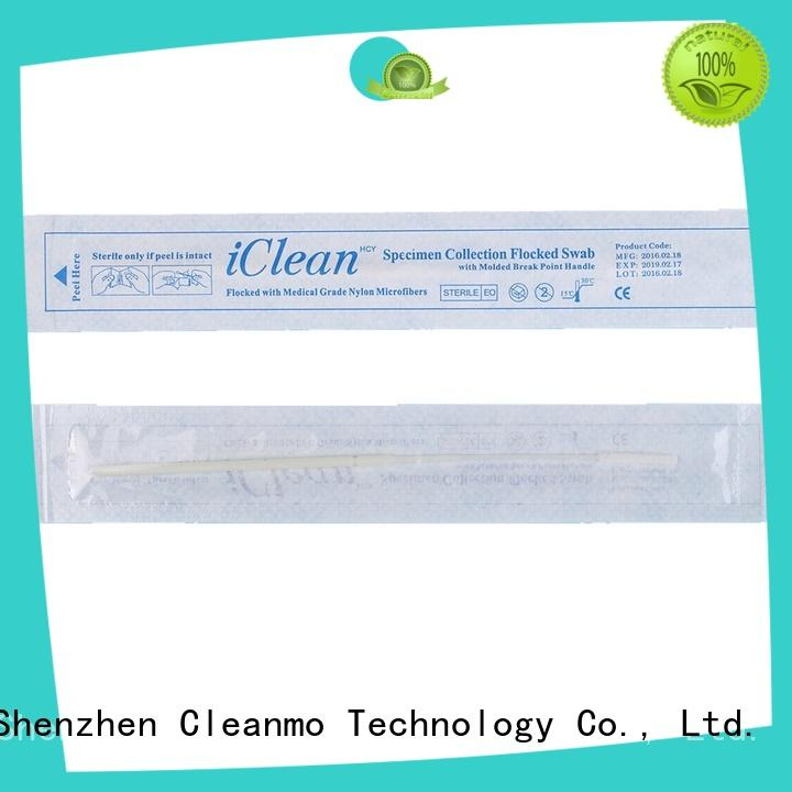 Cleanmo high recovery swab test kits wholesale for rapid antigen testing