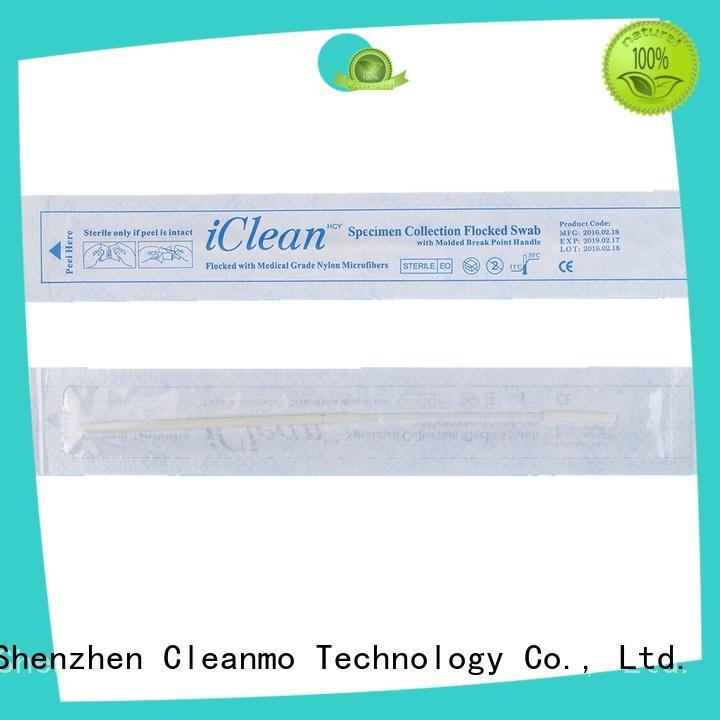 alpha swab & swab test kits & lint free cleaning swabs