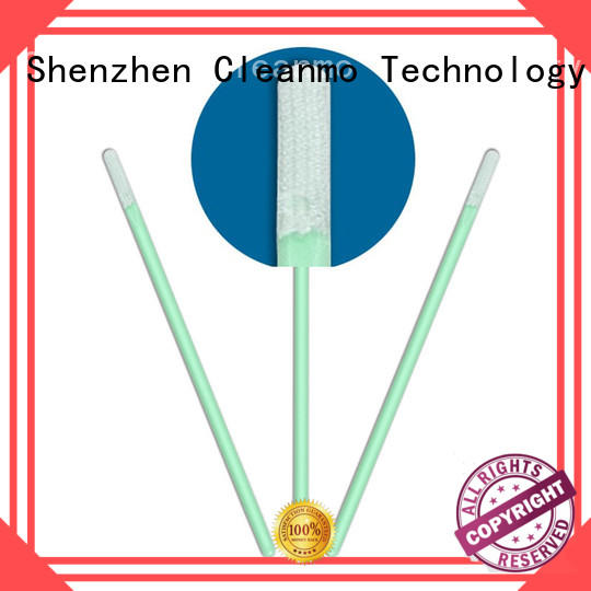 high quality cleanroom q tips EDI water wash supplier for general purpose cleaning