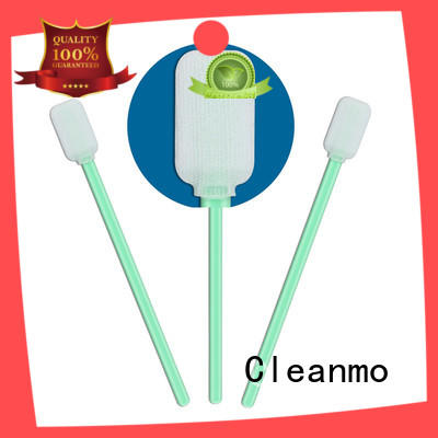 Cleanmo good quality esd swabs supplier for printers