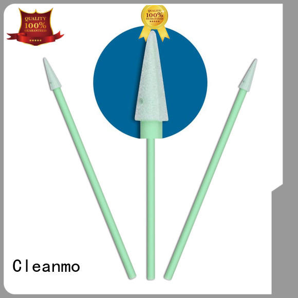 Cleanmo affordable foam swabs manufacturer for Micro-mechanical cleaning