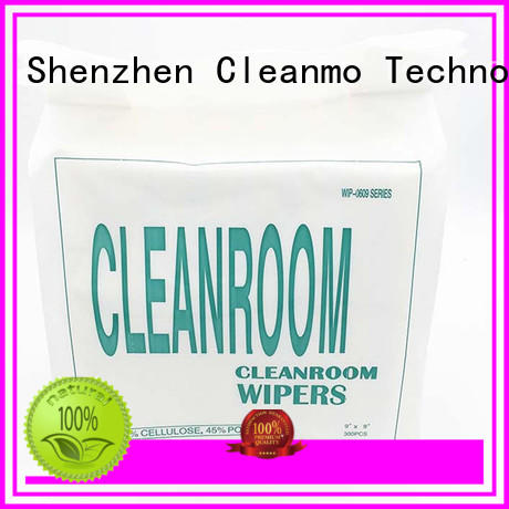 Cleanmo strong absorbency sterile wipes wholesale for lab