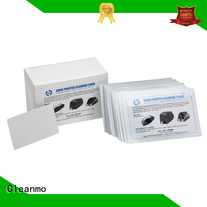 Cleanmo safe printhead cleaner supplier for HDP5000