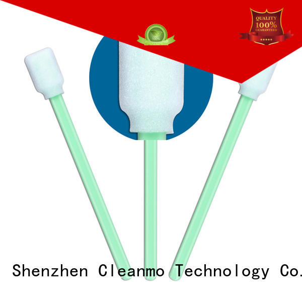 Cleanmo ESD-safe large swabs wholesale for general purpose cleaning