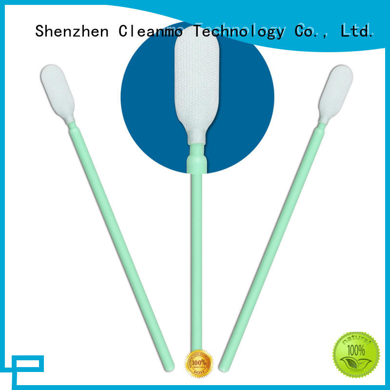 Cleanmo affordable precision cotton swabs supplier for Micro-mechanical cleaning