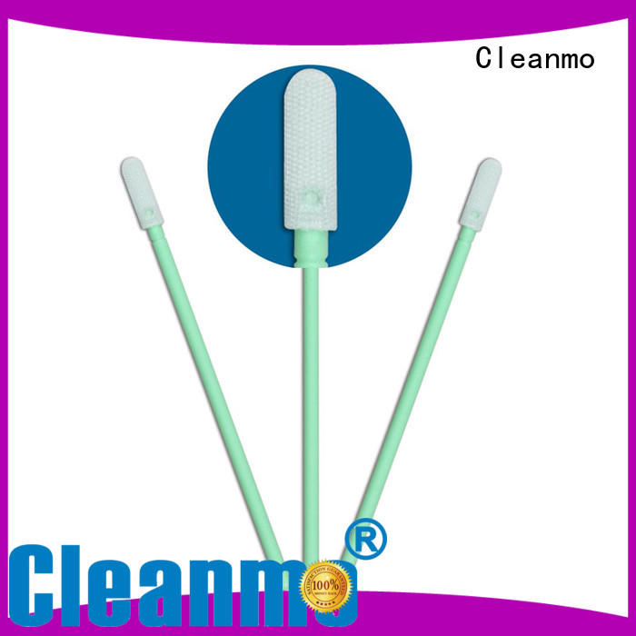 Cleanmo EDI water wash sensor cleaning swabs wholesale for excess materials cleaning
