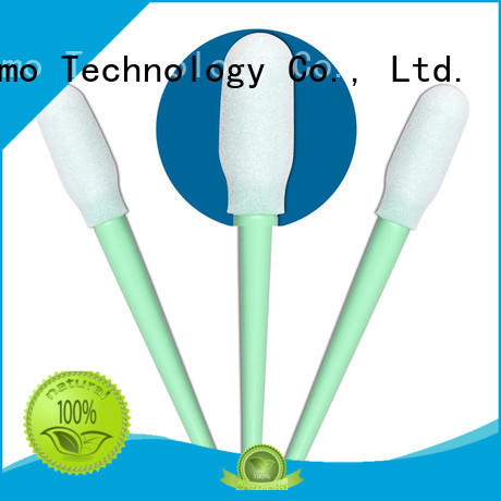 Cleanmo high quality long q tips wholesale for excess materials cleaning
