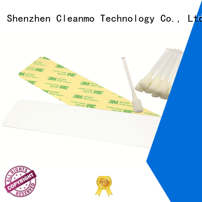 Cleanmo blending spunlace zebra cleaners factory for cleaning dirt