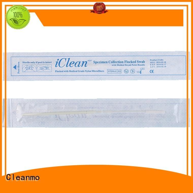 swabs cleanmos flocked sample collection swabs Cleanmo Brand