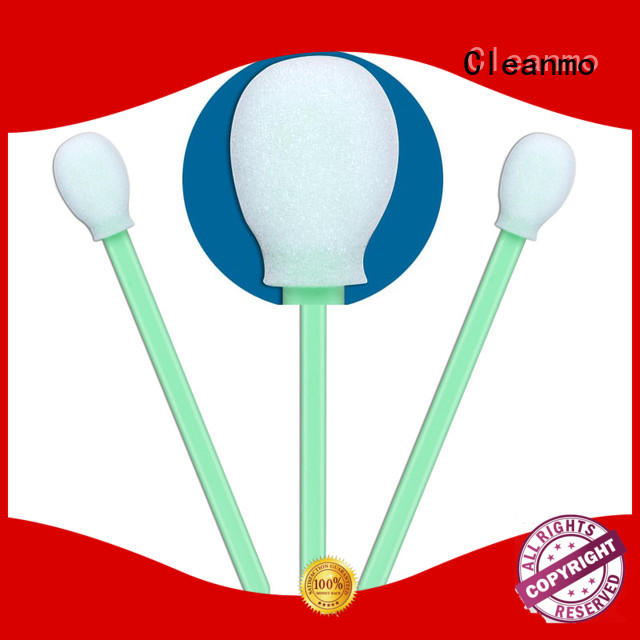affordable foam tips small ropund head factory price for excess materials cleaning