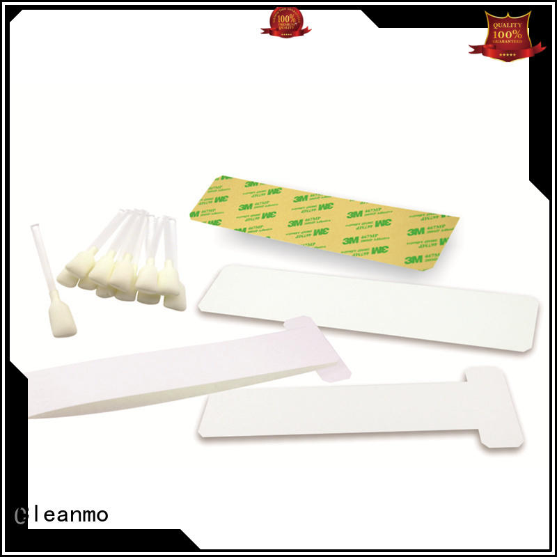 disposable zebra cleaning kit pvc manufacturer for ID card printers