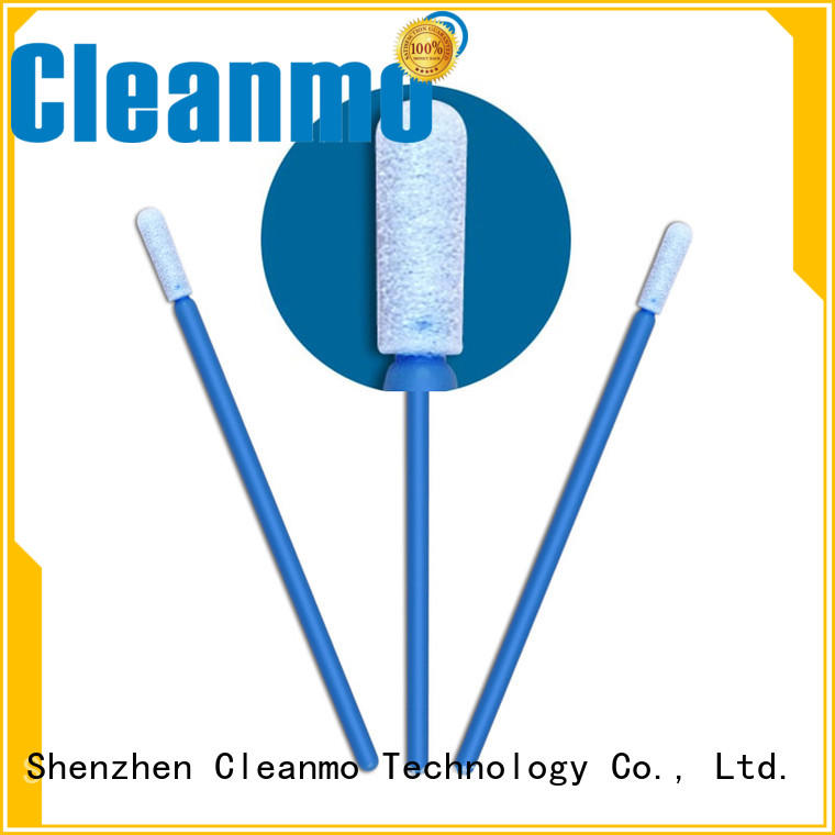 Cleanmo ESD-safe ear wax buds supplier for Micro-mechanical cleaning
