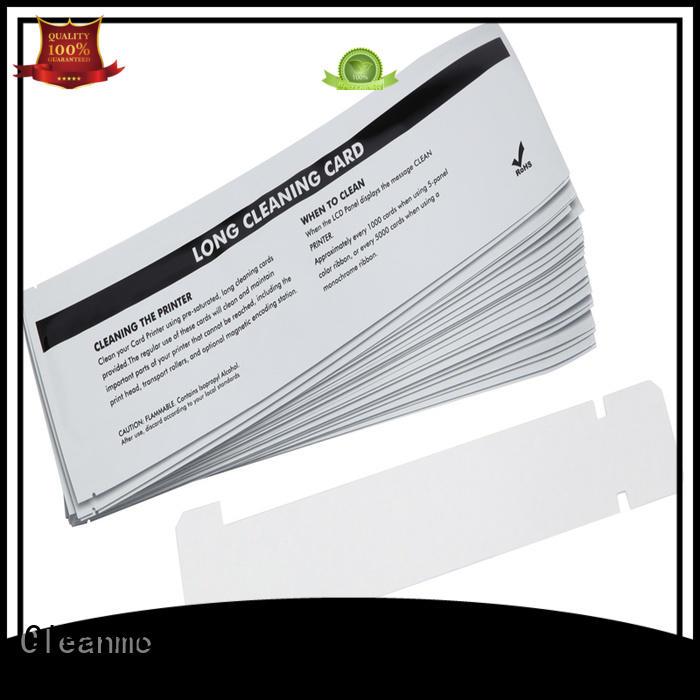 durablezebra printer cleaningT shape factoryfor ID card printers