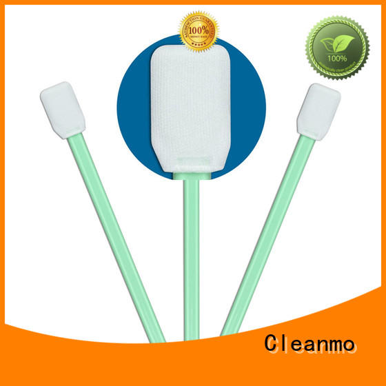 Cleanmo cost-effective swab applicator factory price for Micro-mechanical cleaning