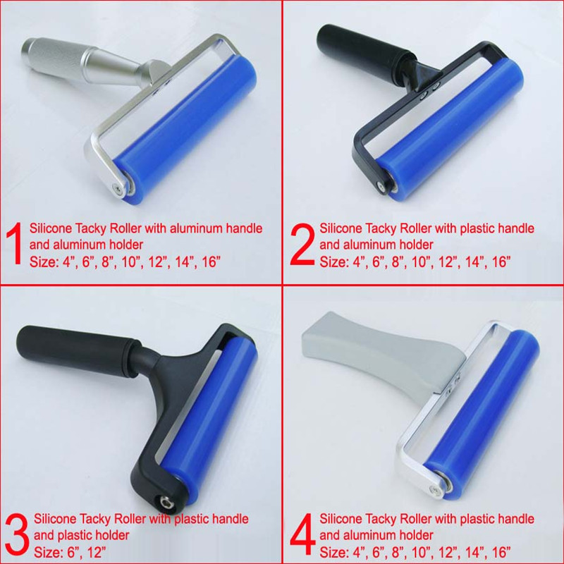 Cleanmo pivotal material washable lint roller supplier for LCD screen-2