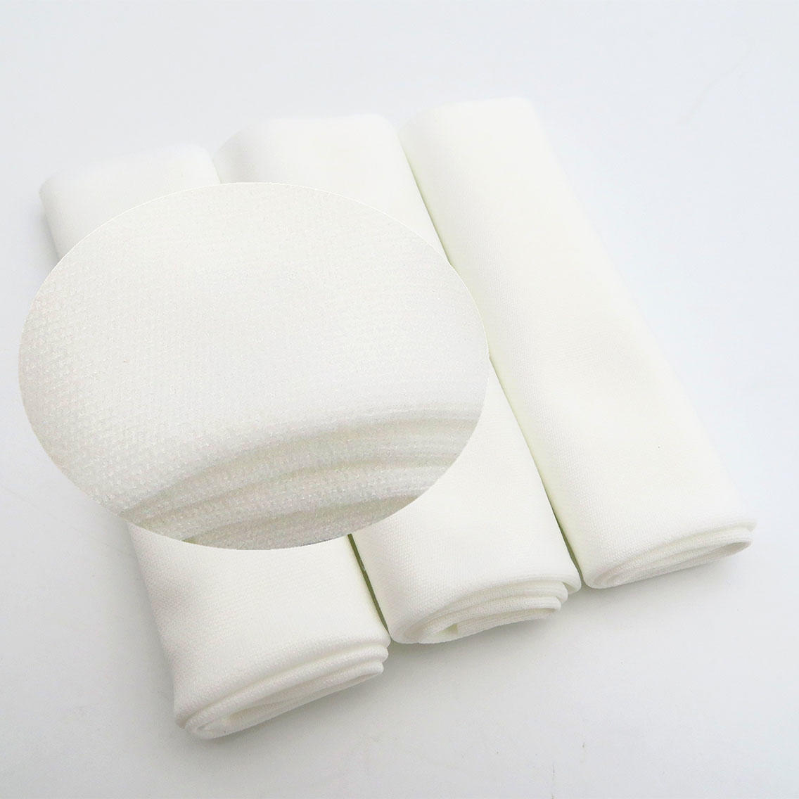 portable Polyester wipe for Industrial thermally sealed factory direct for medical device products