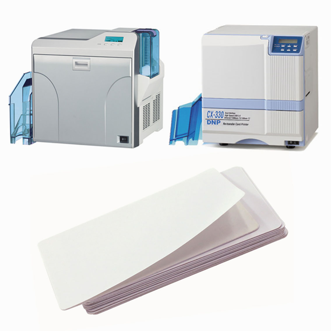 Cleanmo 3M Glue Dai Nippon Printer Cleaning Cards factory for DNP CX-210, CX-320 & CX-330 Printers-2