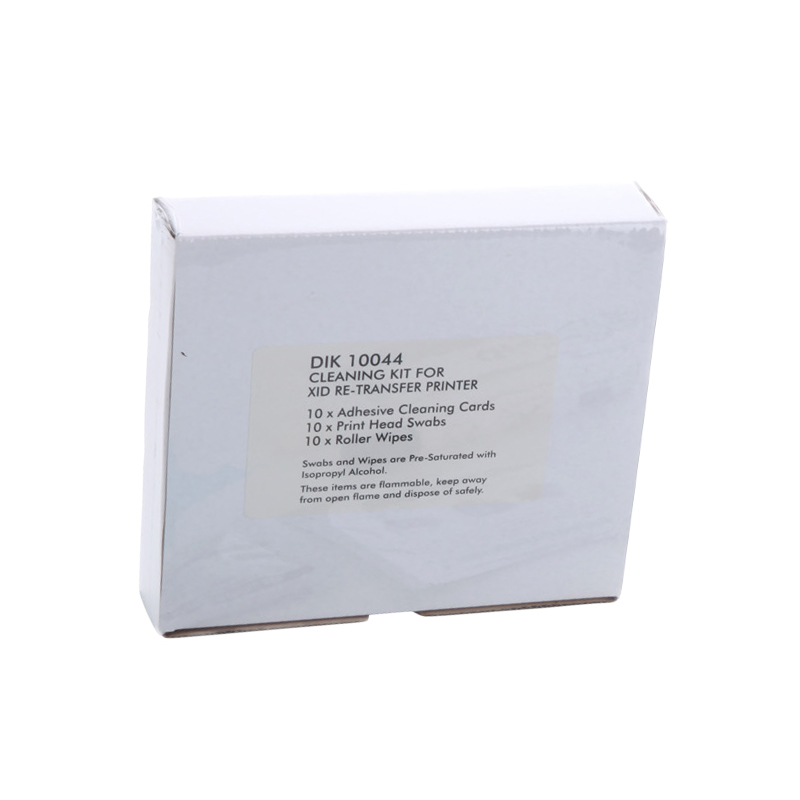 Cleanmo non woven clean card supplier for ID card printers-4