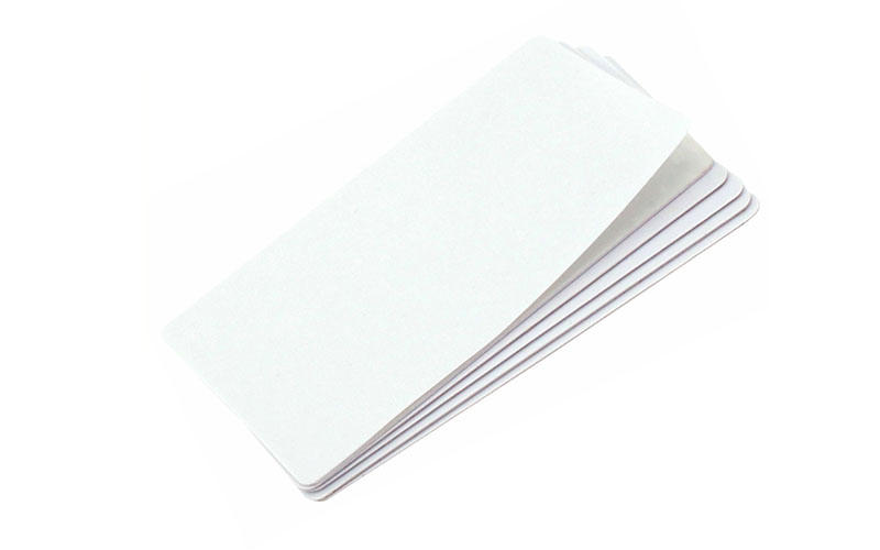Cleanmo non woven clean card supplier for ID card printers