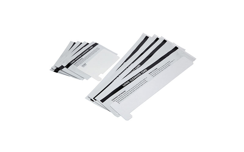 Cleanmo cost effective zebra printer cleaning wholesale for ID card printers-1