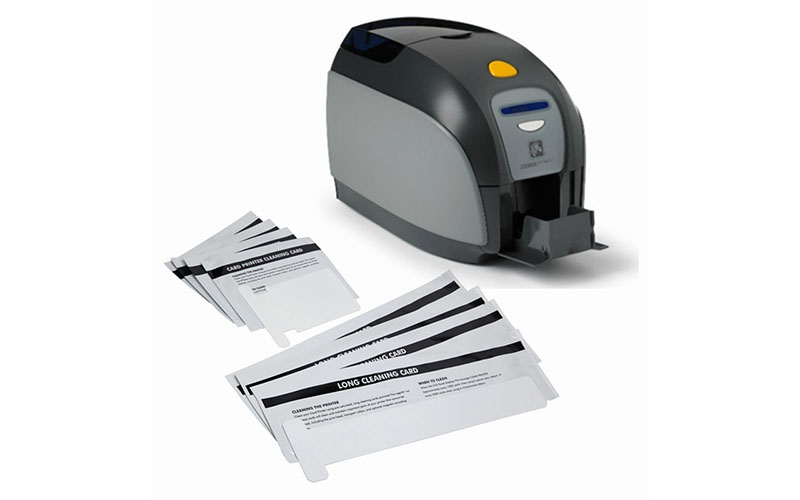 Cleanmo cost effective zebra printer cleaning wholesale for ID card printers-3