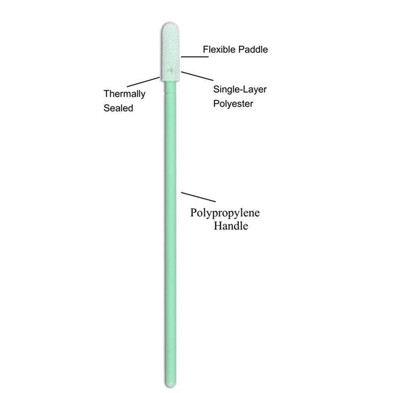Cleanmo flexible paddle swab wholesale for printers-3