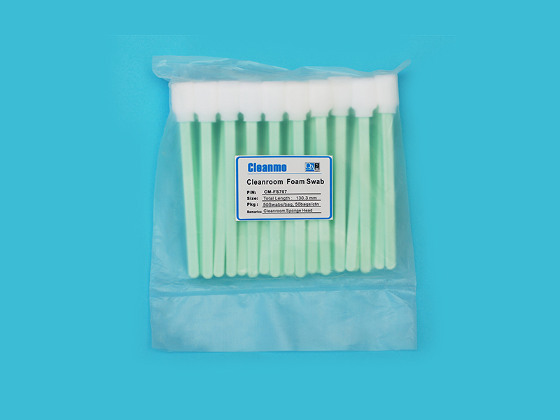 Cleanmo affordable cleaning swab supplier for Micro-mechanical cleaning-5