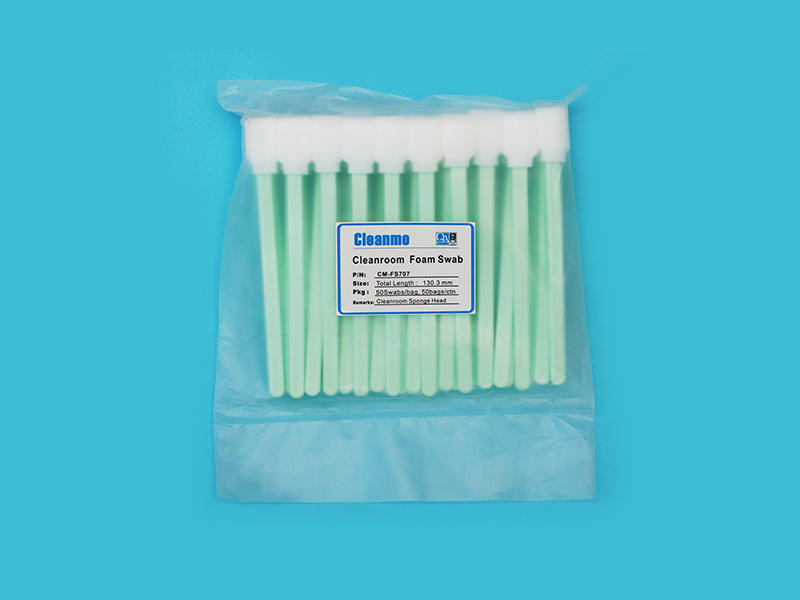 Cleanmo affordable cleaning swab supplier for Micro-mechanical cleaning