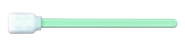 Cleanmo green handle swab material factory price for excess materials cleaning-6