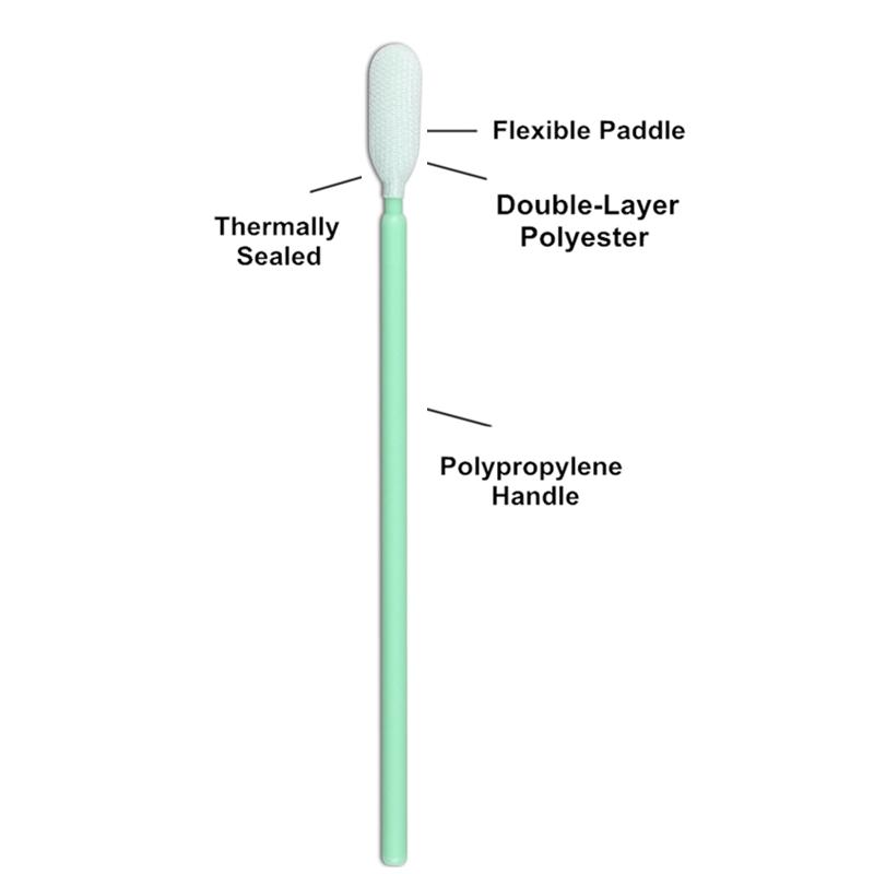 Cleanmo compatible fiber optic swabs wholesale for optical sensors-3