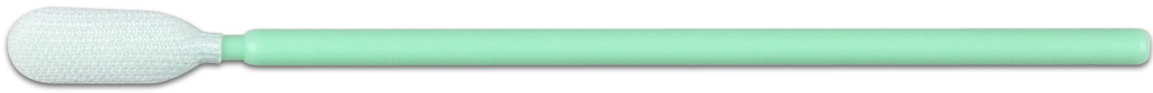 Cleanmo safe material dacron swab manufacturer for optical sensors-6