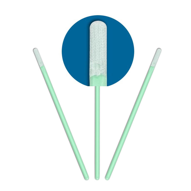 Cleanmo EDI water wash swab applicator factory price for excess materials cleaning