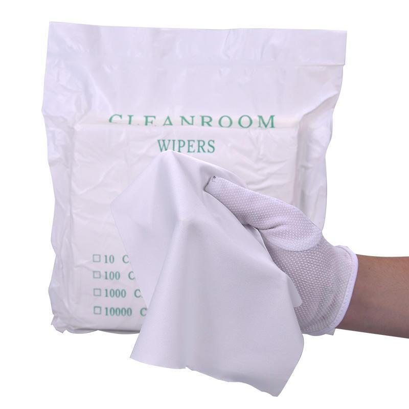 Cleanmo Cleanroom Microfiber wipes