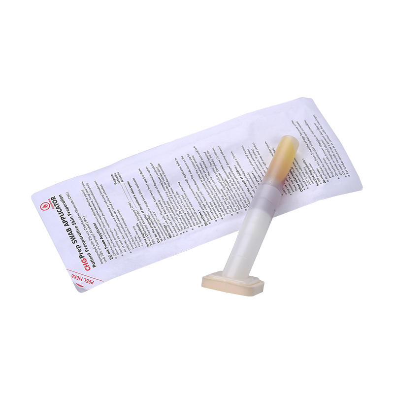 Cleanmo 70% isopropyl alcohol liquid medline cotton tipped applicators supplier for surgical site cleansing after suturing