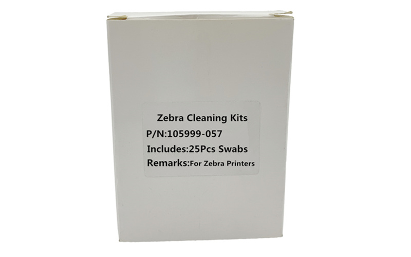 disposable zebra cleaners T shape supplier for ID card printers-5