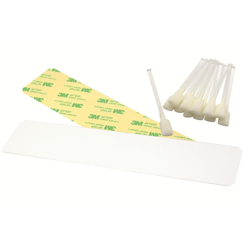 Cleanmo disposable zebra printer cleaning supplier for Zebra P120i printer