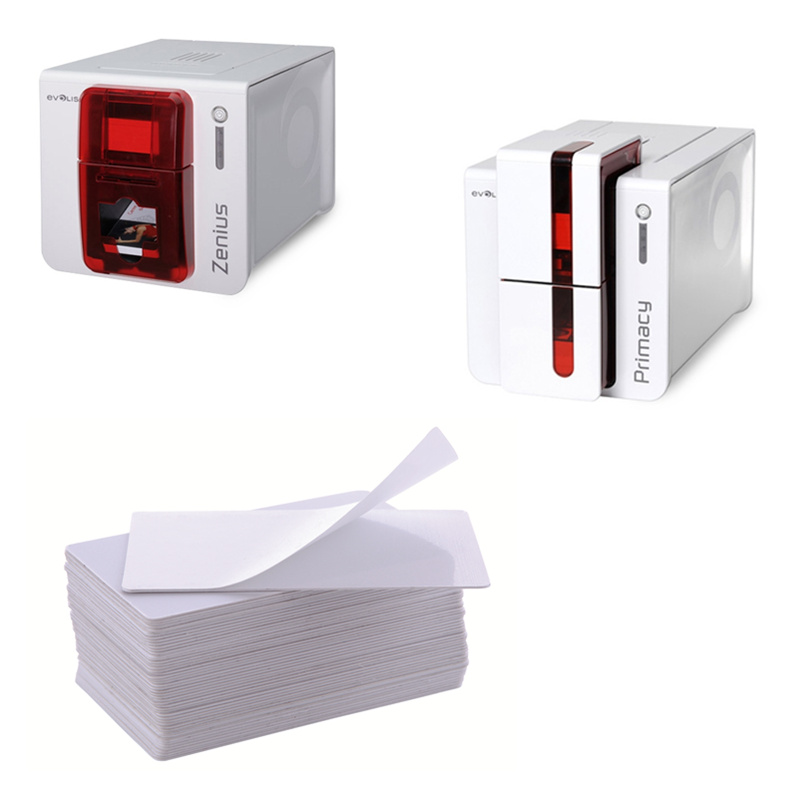 Cleanmo cost-effective Evolis Cleaning cards wholesale for Evolis printer-5