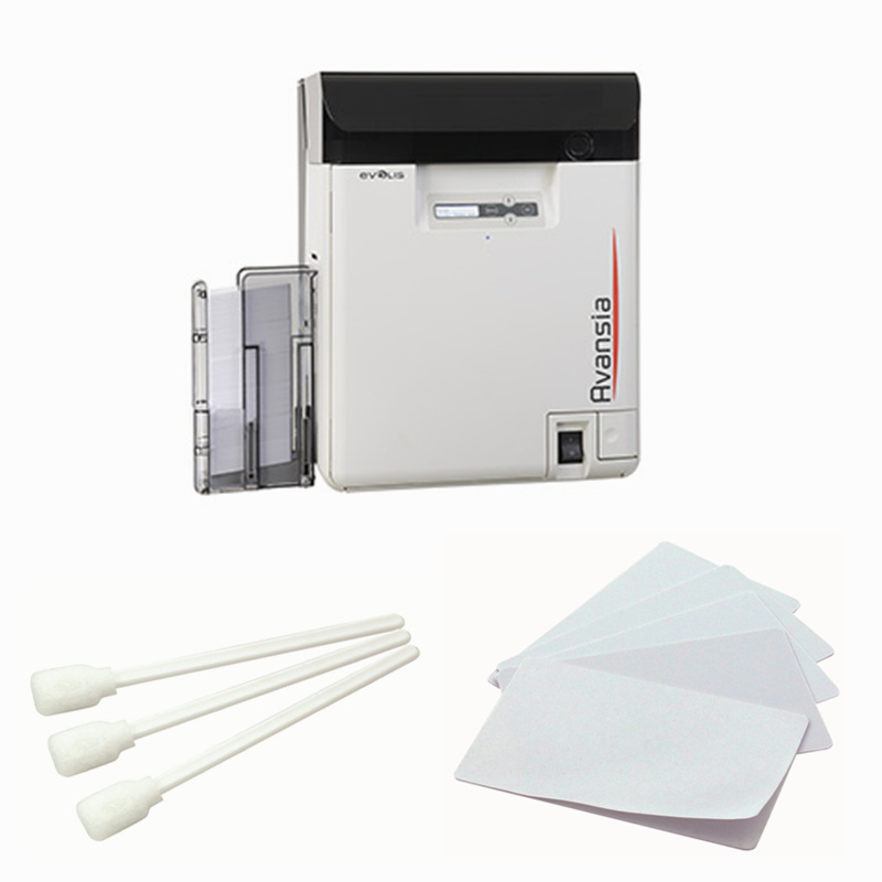 Cleanmo high quality evolis cleaning kits manufacturer for ID card printers-5