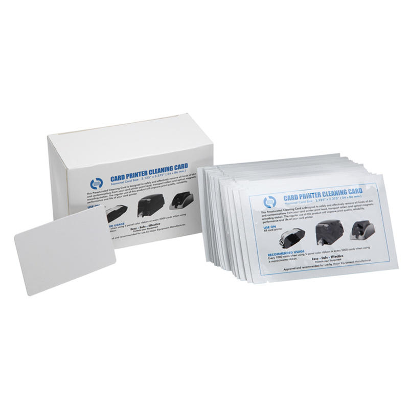 Cleanmo Sponge fargo cleaning kit supplier for Fargo card printers
