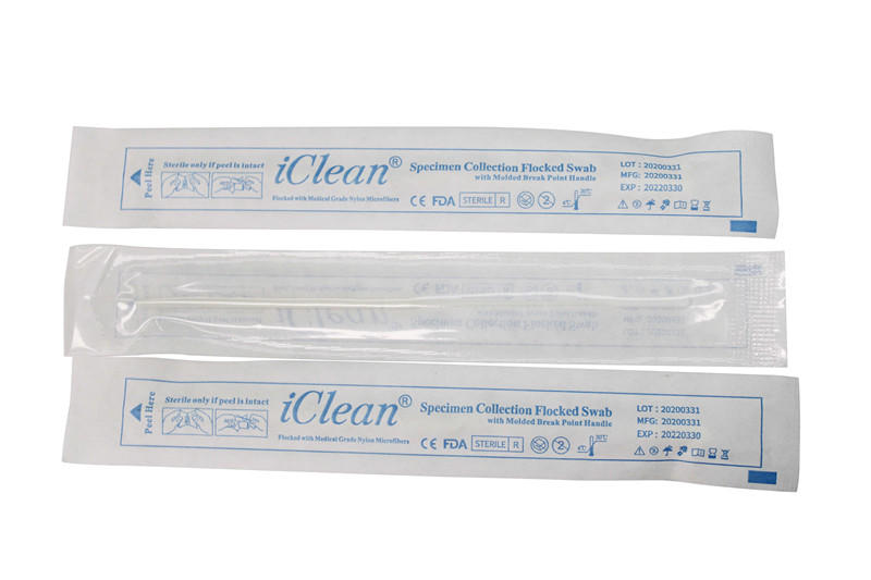 Cleanmo's Flocked Swabs