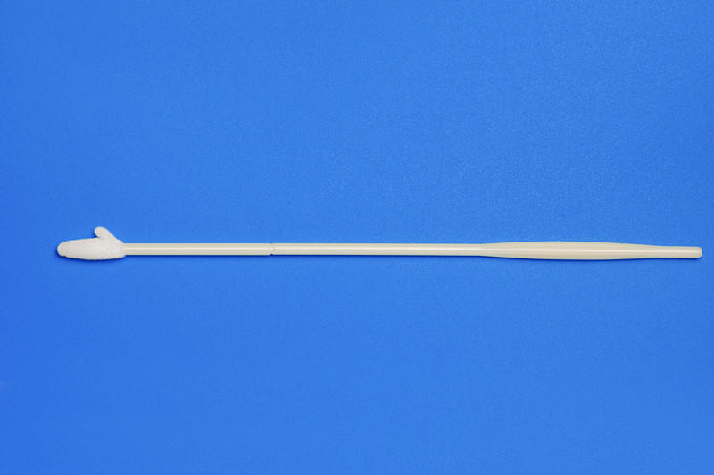 CM-FS919K Cleanmo's Flocked Swabs for cervix  or cervical carcinoma sampling collection