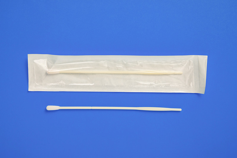 Cleanmo ABS handle sample collection swabs wholesale for molecular-based assays-4
