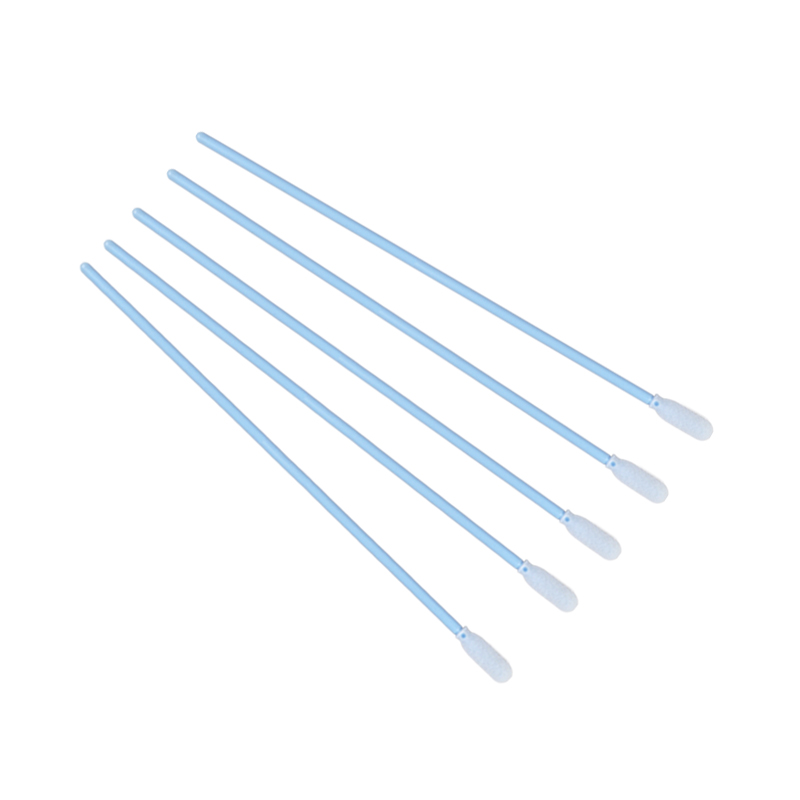 high quality micro cotton swabs ESD-safe Polypropylene handle wholesale for general purpose cleaning-4