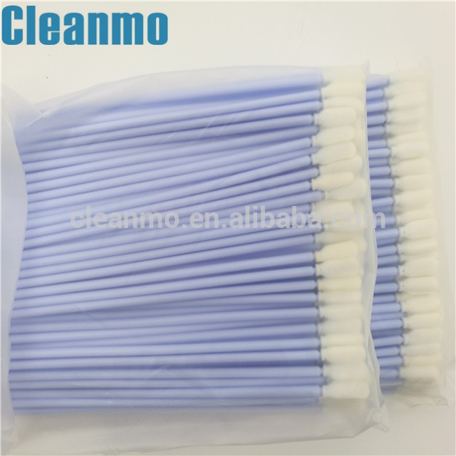 high quality micro cotton swabs ESD-safe Polypropylene handle wholesale for general purpose cleaning-5