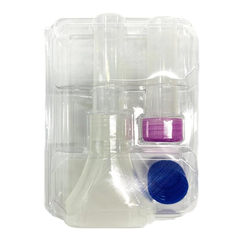 Dna test kit sample saliva collection device kit