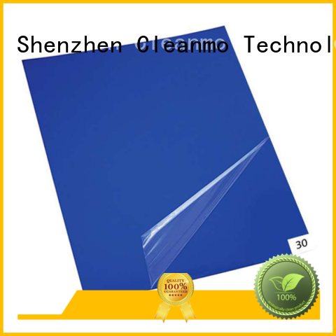 safe material sticky mat polystyrene film sheets factory direct for gowning rooms